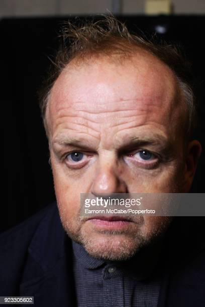 English actor Toby Jones portrait United Kingdom 7th October 2016