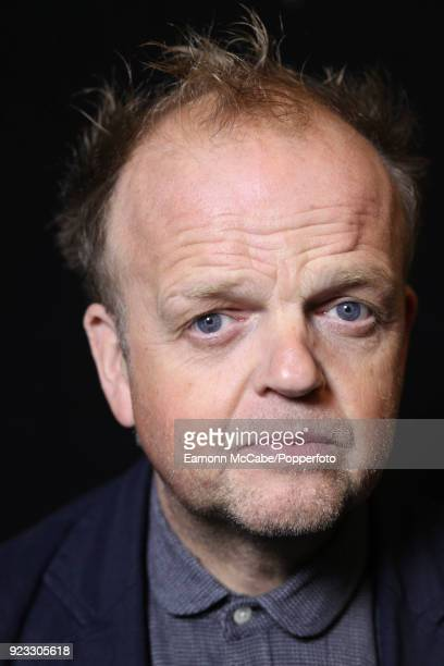 English actor Toby Jones portrait United Kingdom 7th October 2016