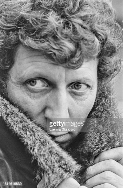 English actor Tom Baker, who has been chosen to star as the fourth Doctor in the television science fiction series 'Doctor Who', UK, 15th February...