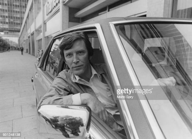 English actor Tom Bell stars as Frank Ross in the television crime drama 'Out' 19th July 1978