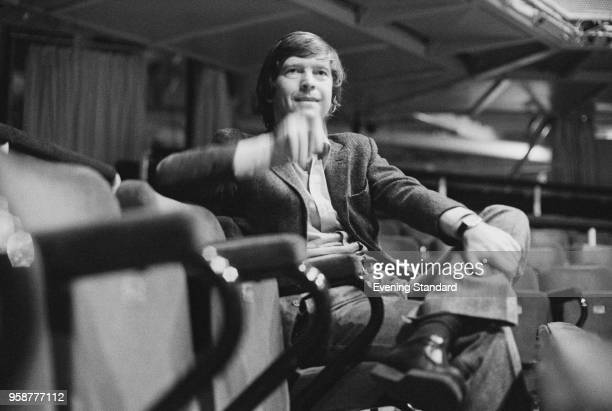 English actor Tom Courtenay, UK, 16th December 1977.