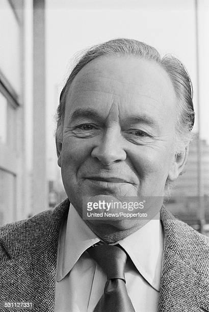 English actor Tony Britton who play the character of James Nicholls in the television sitcom Robin's Nest pictured in London on 4th January 1977