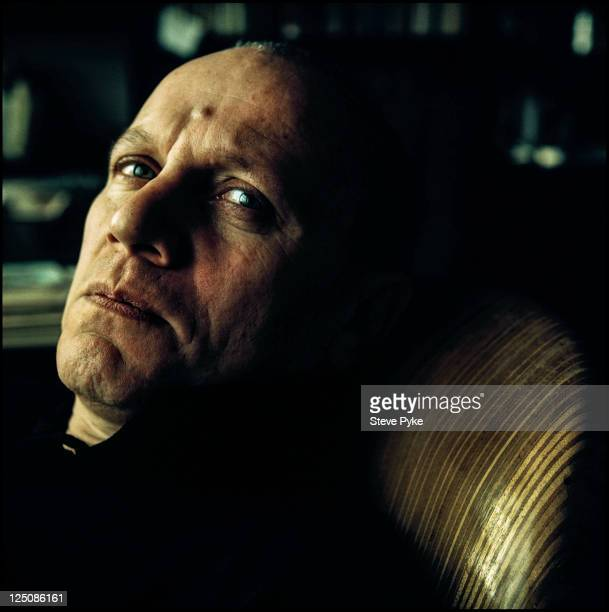 English actor writer and director Steven Berkoff 16th December 1988
