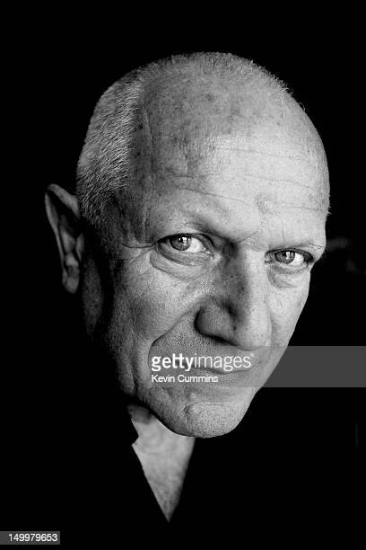 English actor writer and director Steven Berkoff London 22nd May 2007