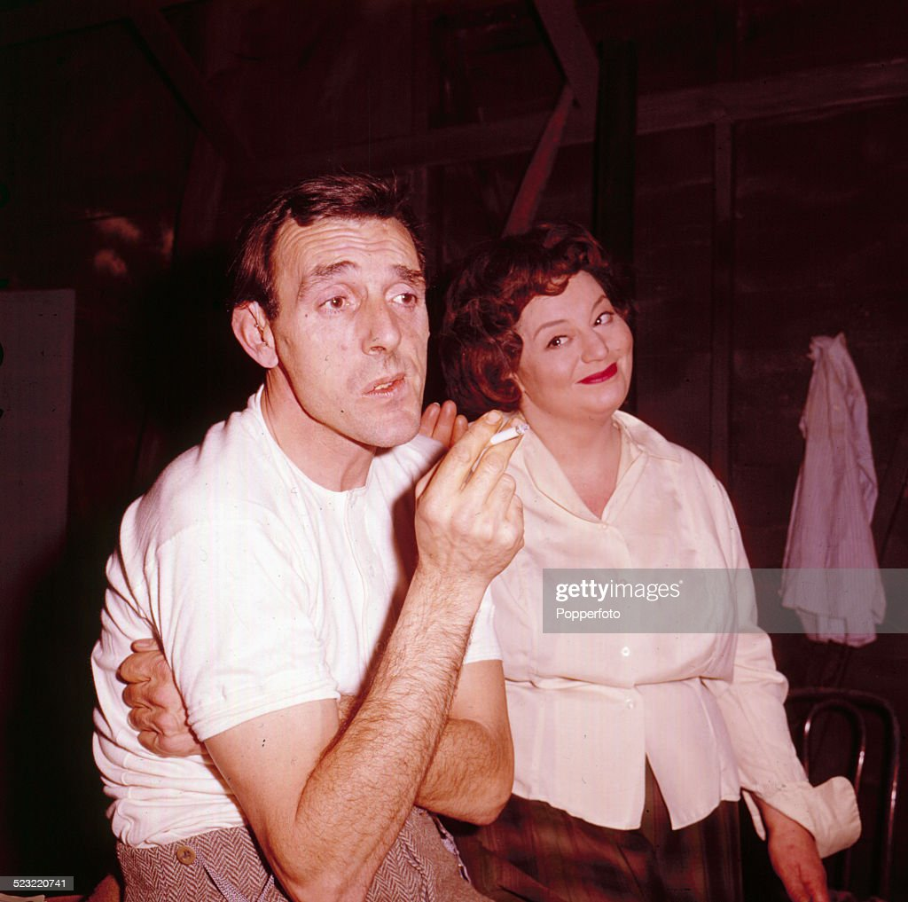 Eric Syles And Hattie Jacques : News Photo