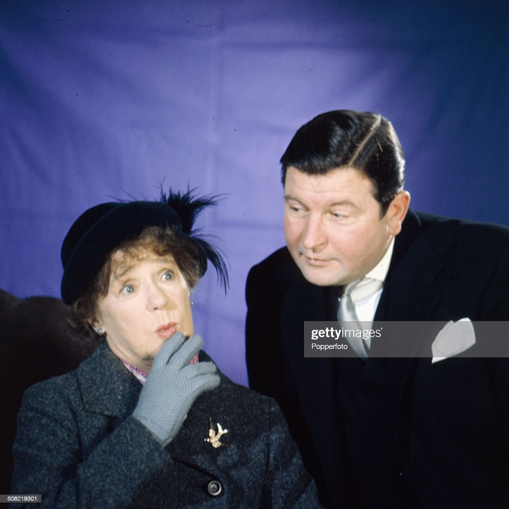 Kathleen Harrison And Hugh Manning In Mrs Thursday : News Photo