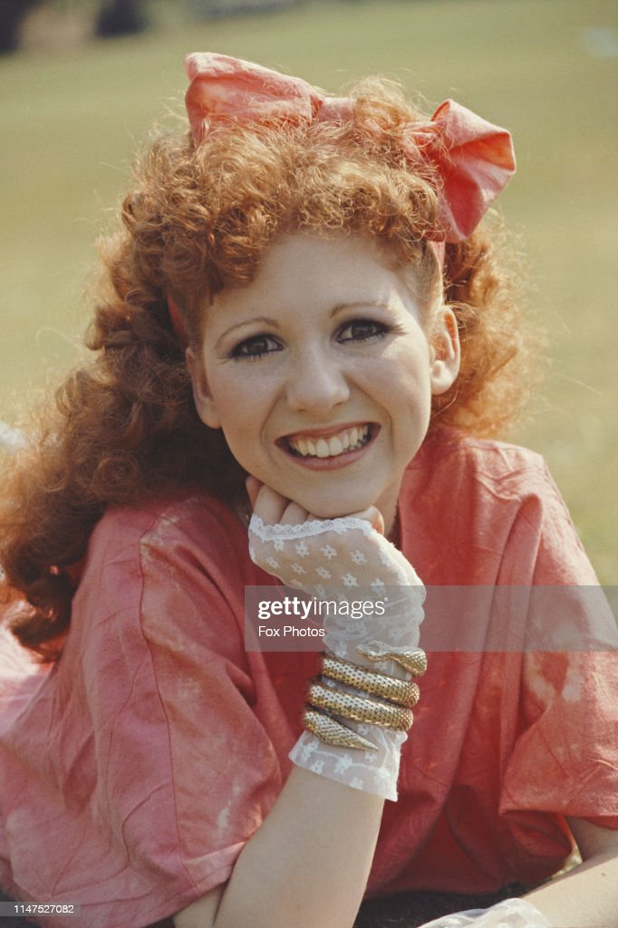 Bonnie Langford : News Photo
