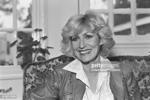 English actress and impressionist Faith Brown pictured in London on 23rd November 1979
