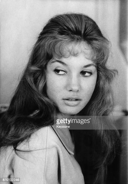 English actress and singer Gillian Hills 1st August 1959