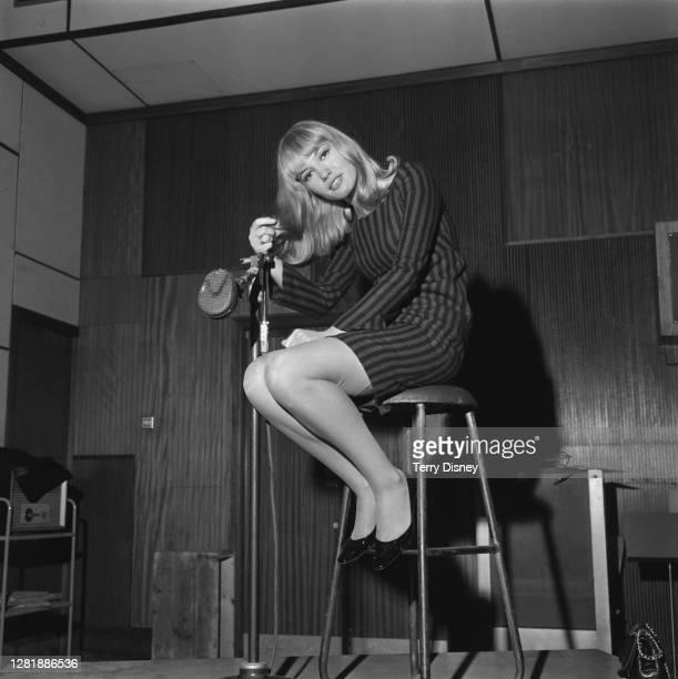 English actress and singer Gillian Hills UK 15th November 1965