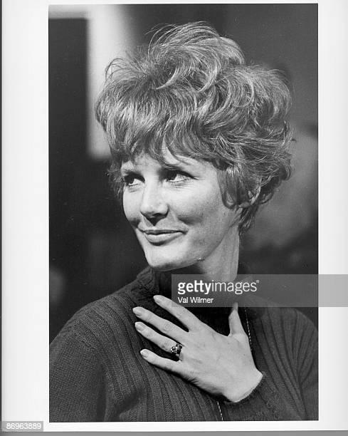 English actress and singer Petula Clark circa 1975