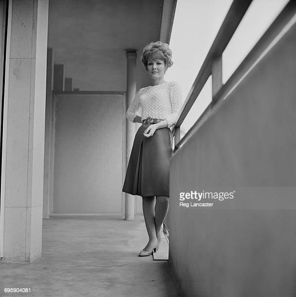 English actress and singer Petula Clark UK 2nd May 1965