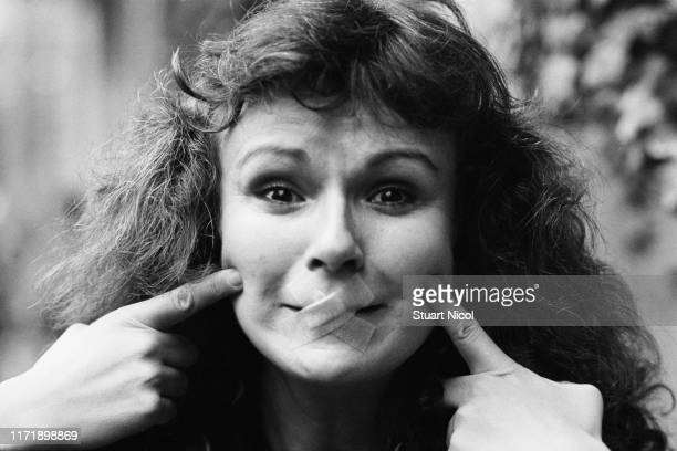 English actress and writer Julie Walters, UK, 12th December 1984.