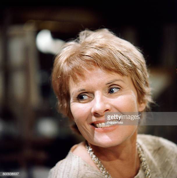 English actress Ann Todd pictured in a scene from the television drama 'Love Story Phyllis Hammond Died Here' in 1966