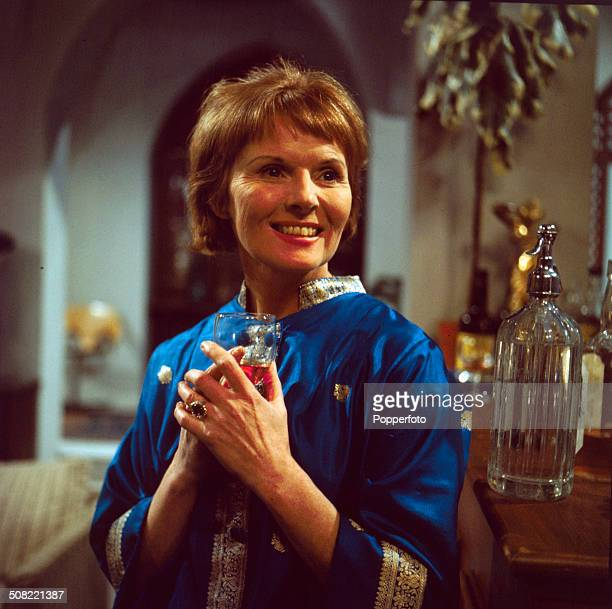 English actress Ann Todd pictured in a scene from the television drama series 'Armchair Theatre Ready For Glory' in 1966
