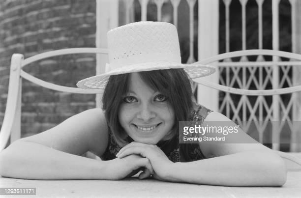 English actress Anna Calder-Marshall, UK, 12th June 1967.