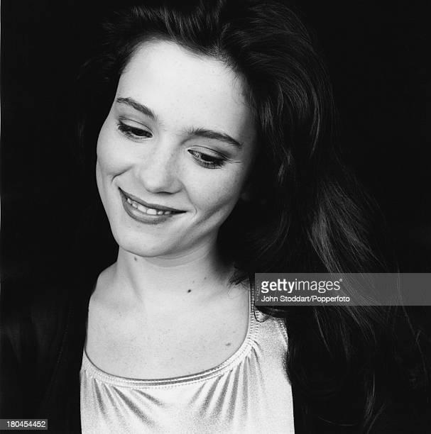 English actress Anna Friel 1994