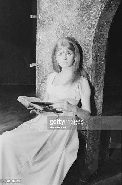 English actress author and entrepreneur Jane Asher as 'Juliet' in the Bristol Old Vic Company play 'Romeo and Juliet' UK 9th November 1966