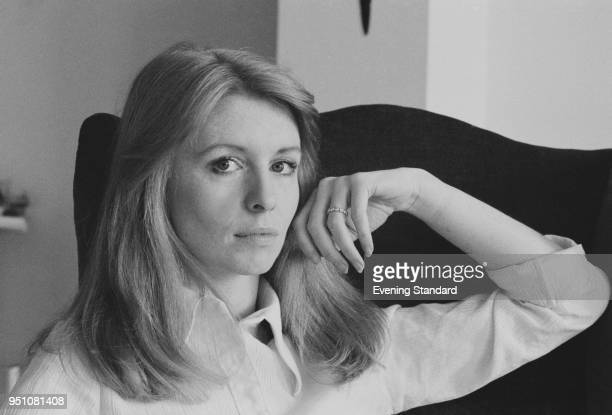 English actress author and entrepreneur Jane Asher UK 3rd March 1978