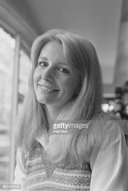 English actress author and entrepreneur Jane Asher UK 9th November 1978