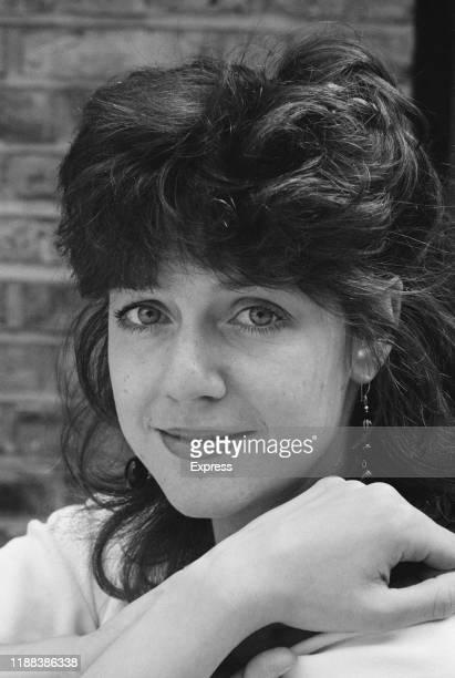 English actress Belinda Lang UK 3rd May 1984