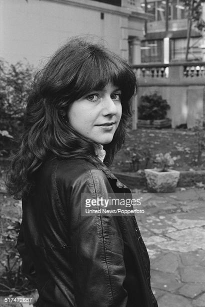 English actress Belinda Lang who plays Beth in the television drama series To Serve Them All My Days pictured in London on 14th October 1980