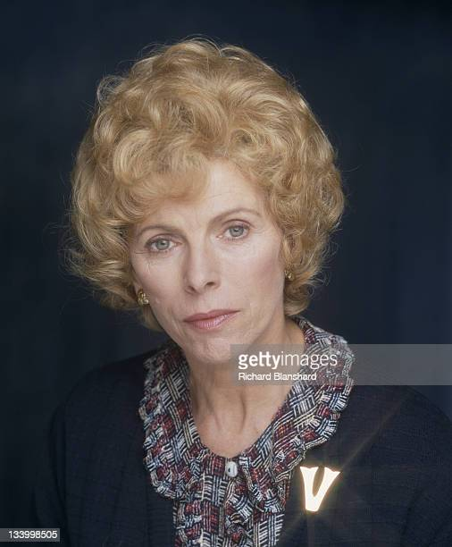 English actress Billie Whitelaw as Violet Kray in the film 'The Krays', 1990.