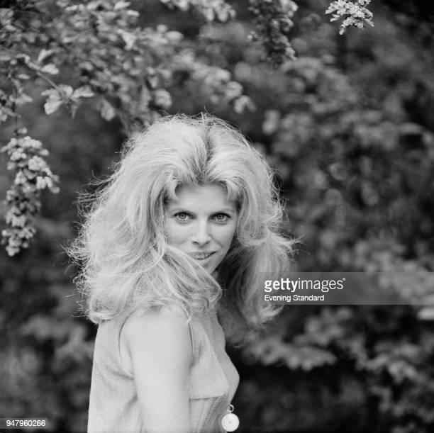 English actress Billie Whitelaw , UK, 10th June 1968.