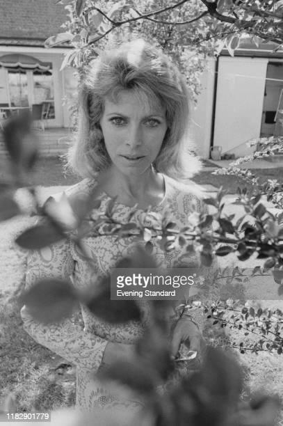 English actress Billie Whitelaw , UK, 22nd May 1970.
