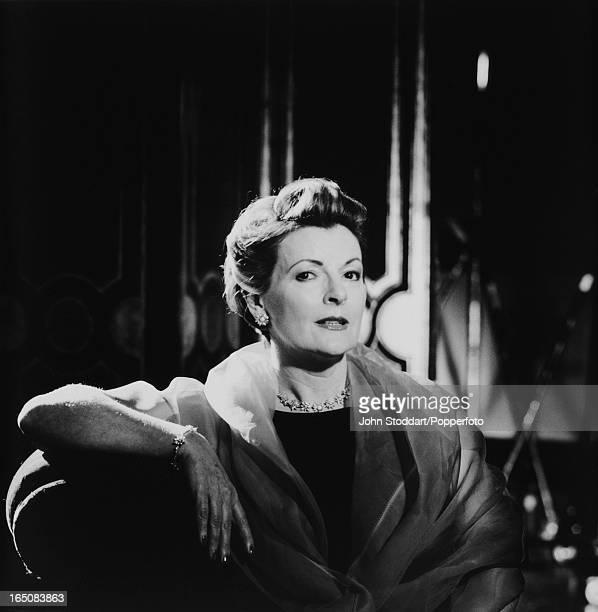English actress Brenda Blethyn circa 2000