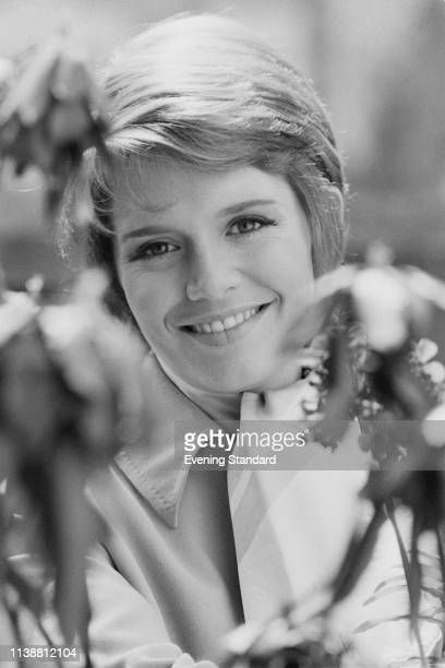 English actress Carol White UK 4th July 1969