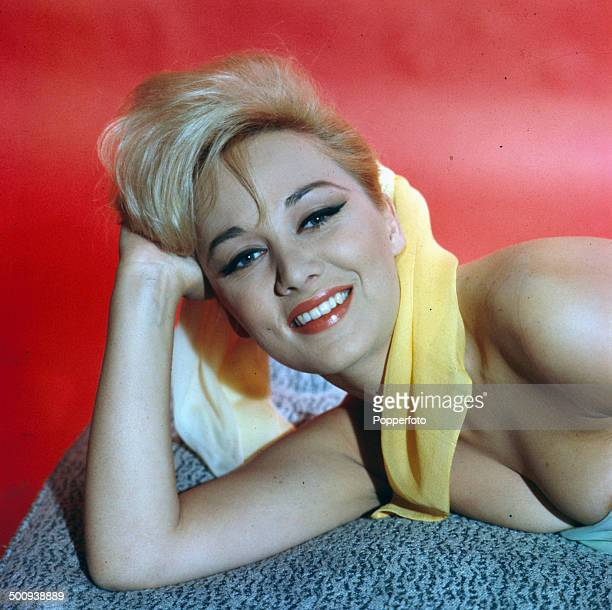 English actress Carole Lesley in 1962
