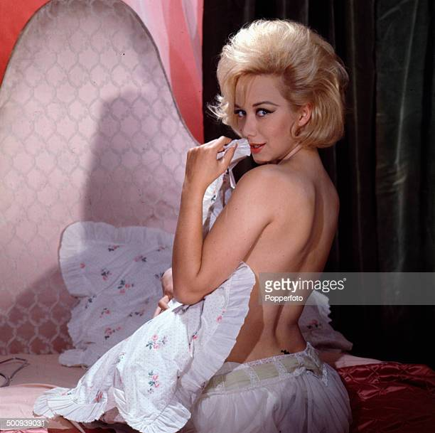 English actress Carole Lesley in 1962.