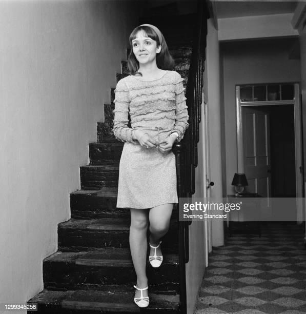 English actress Celia Bannerman, UK, 20th September 1966.