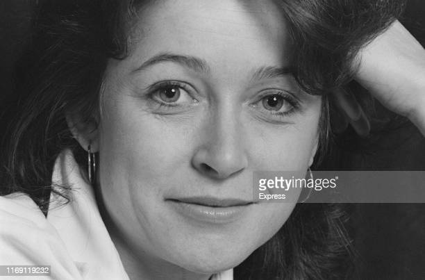 English actress Cherie Lunghi UK 10th March 1984