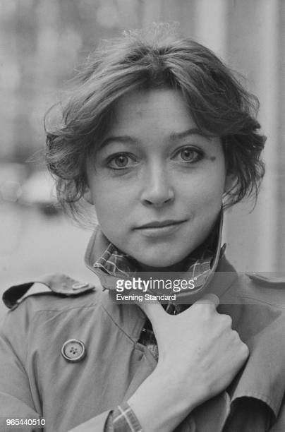 English actress Cherie Lunghi UK 18th January 1979