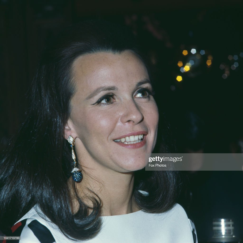 Claire Bloom : News Photo