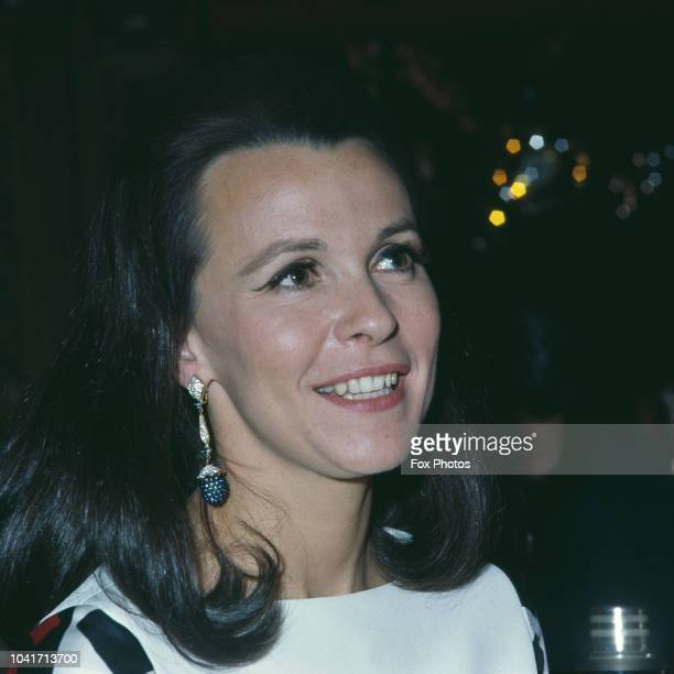 English actress Claire Bloom May 1968
