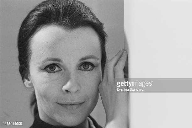 English actress Claire Bloom UK 13th June 1969