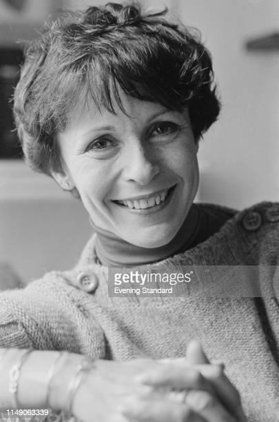 English actress Claire Bloom UK 6th November 1975