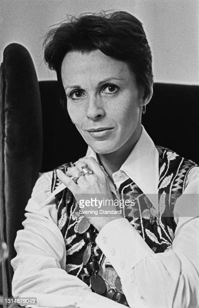 English actress Claire Bloom, UK, 9th November 1973.