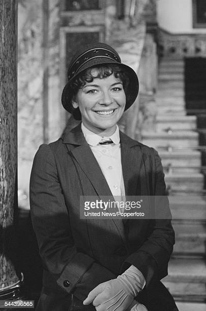 English actress Clare Higgins pictured in character as Christine Mason / Christine Barlow from the television series 'The Citadel' in London on 30th...