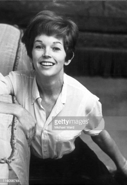 English actress Dawn Addams 1965