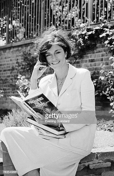 English actress Diana Quick reads 'Programme For A Puppet' by Roland Perry 24th May 1979