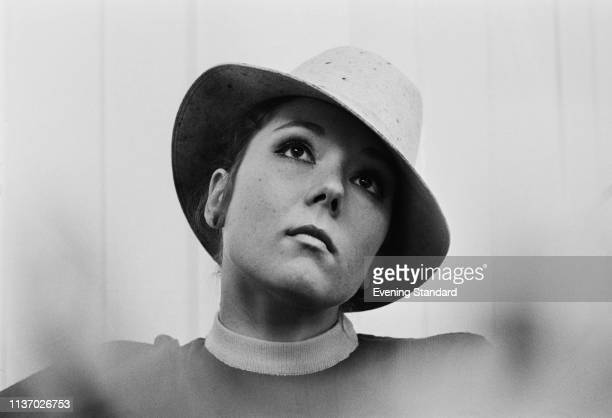 English actress Diana Rigg UK 14th March 1969
