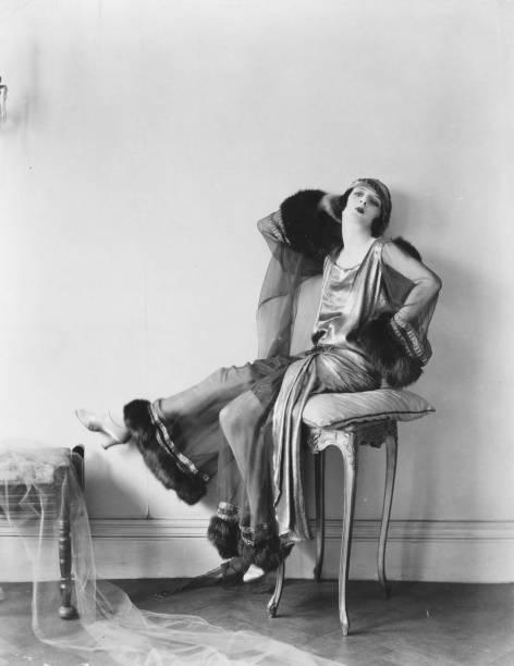 Elsie Posing