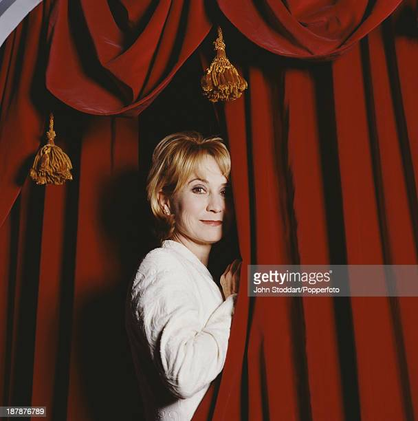 English actress Felicity Kendal circa 1997