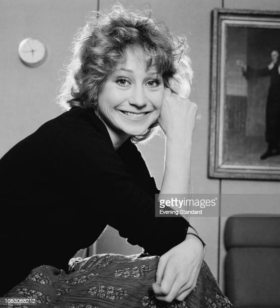English actress Felicity Kendal UK 14th March 1980
