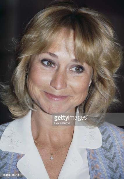 English actress Felicity Kendal who is set to star in a new production of the Tom Stoppard play 'Jumpers' 1985