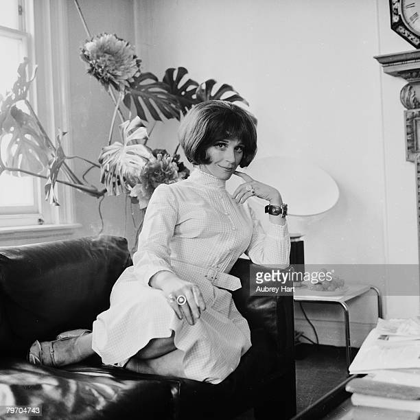 English actress Fenella Fielding 23rd July 1969